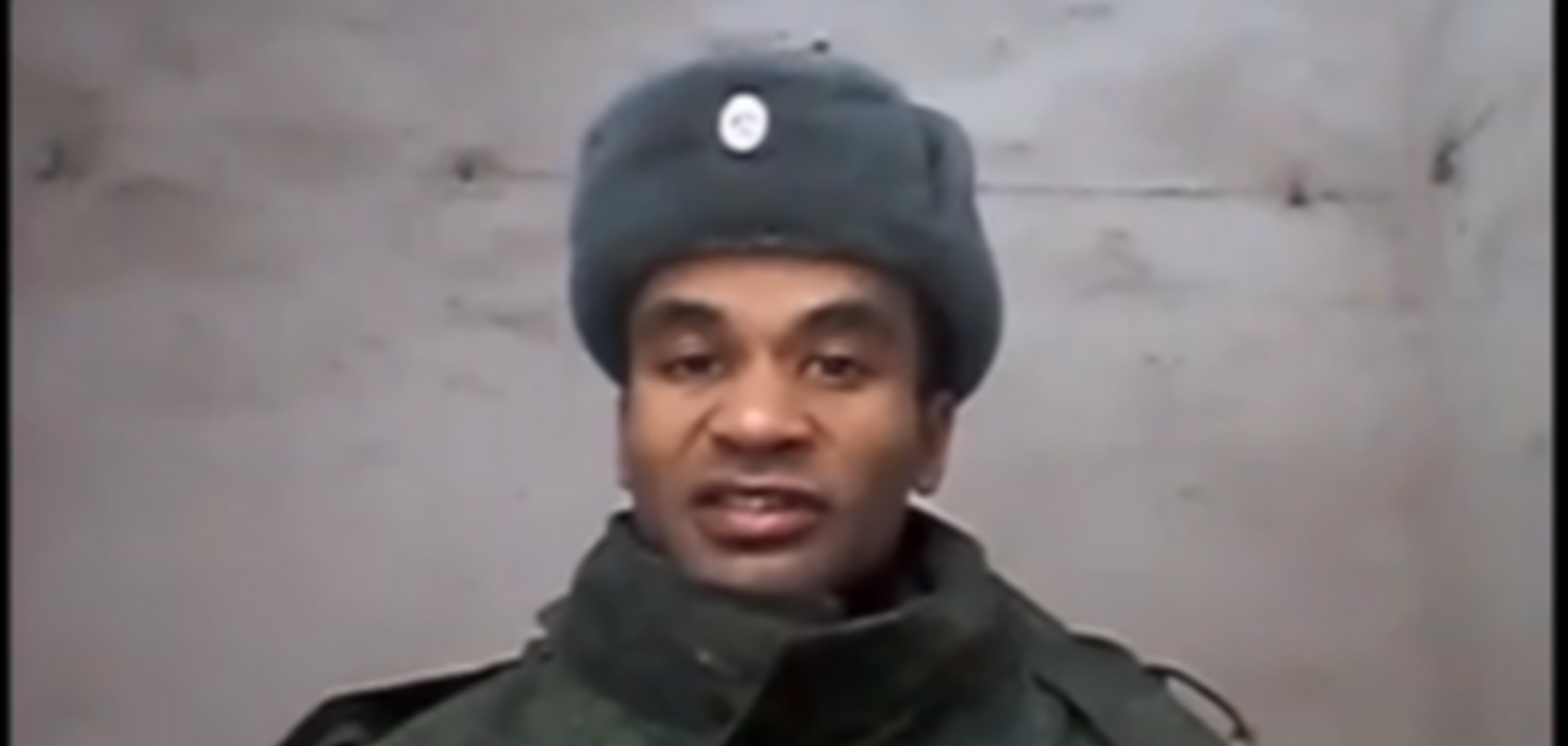В России задержали 'черного Ленина' из 'ДНР'