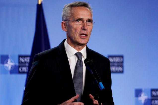 Генсек НАТО выступил с мощной поддержкой Украины