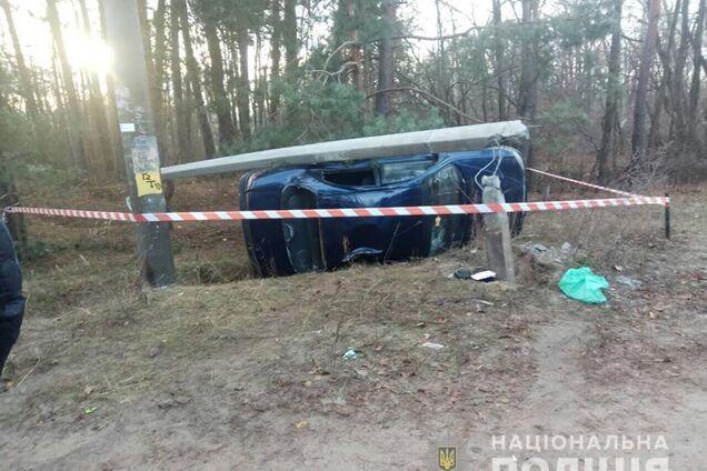 Суд взял под стражу военного, который на Киевщине сбил на машине двух детей