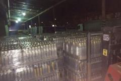 В Киеве ГНС выявила более 10 тыс. бутылок водки с недействительными акцизными марками