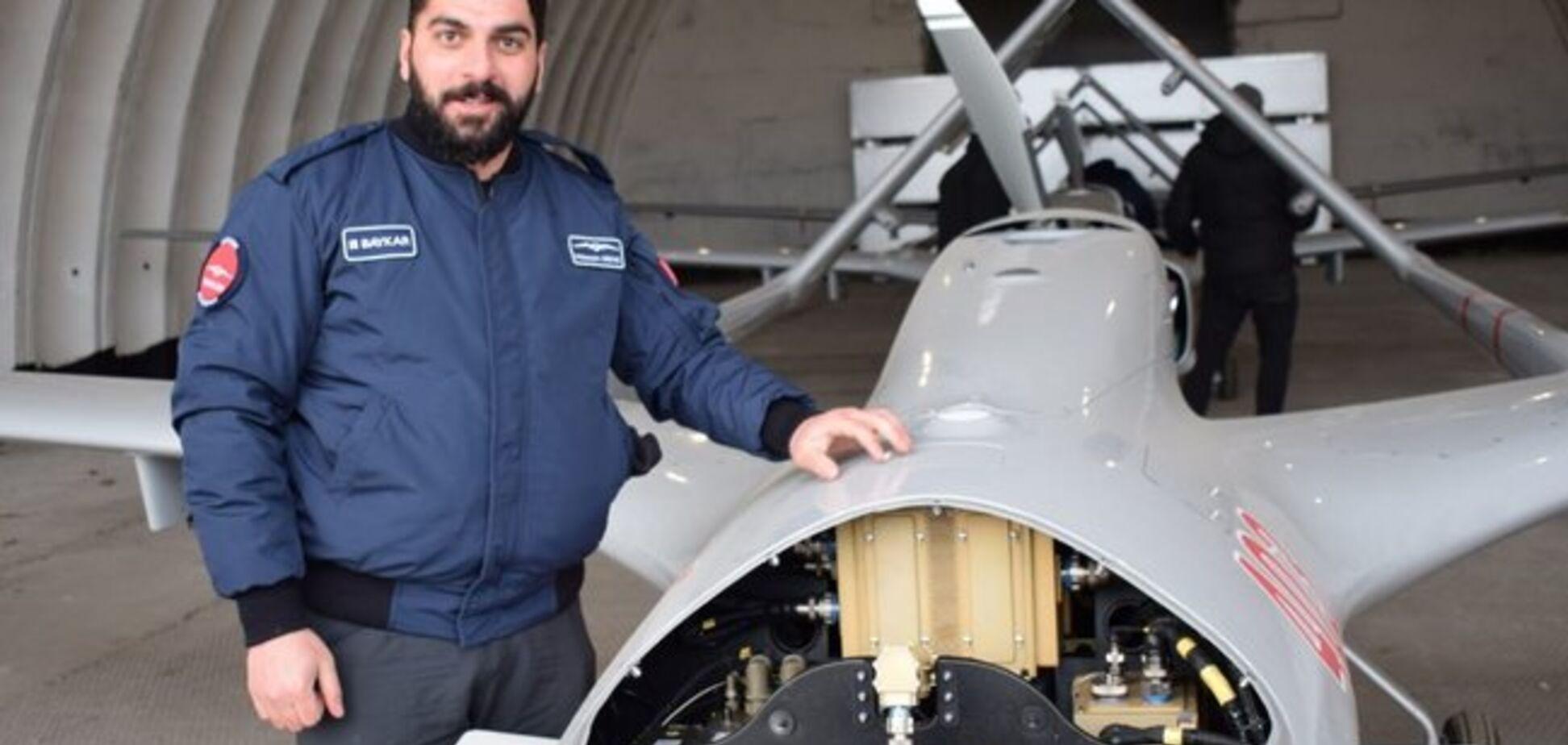 ВСУ получили ударные беспилотники Bayraktar TB2