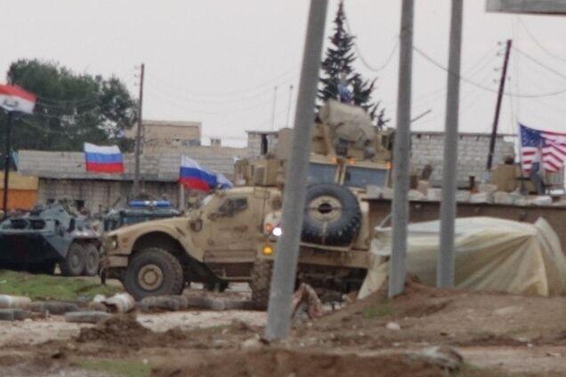 В селе Харбет Амо в Сирии произошла перестрелка
