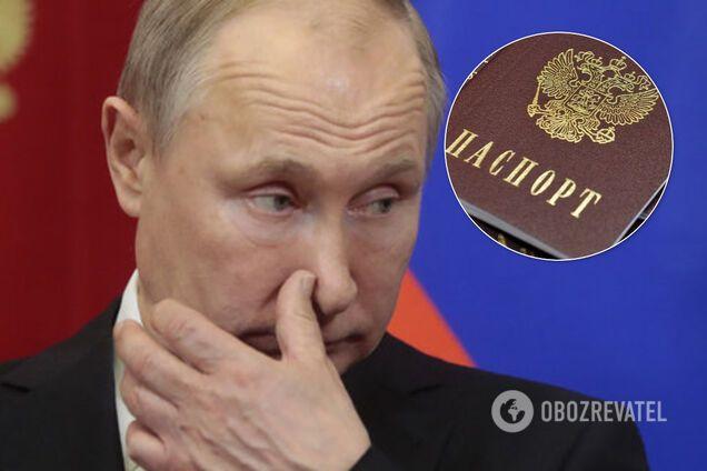 Путин решил ускорить выдачу гражданства России