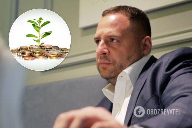 Новий керівник Офісу президента Андрій Єрмак заявив, що Україна має стати інвестиційною Меккою