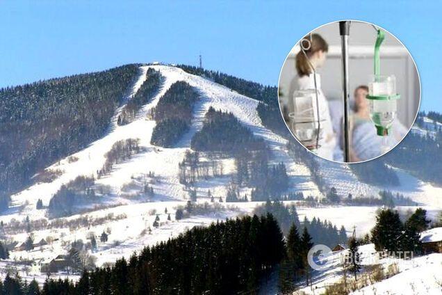 На горнолыжном курорте Львовщины в отеле отравились 14 человек