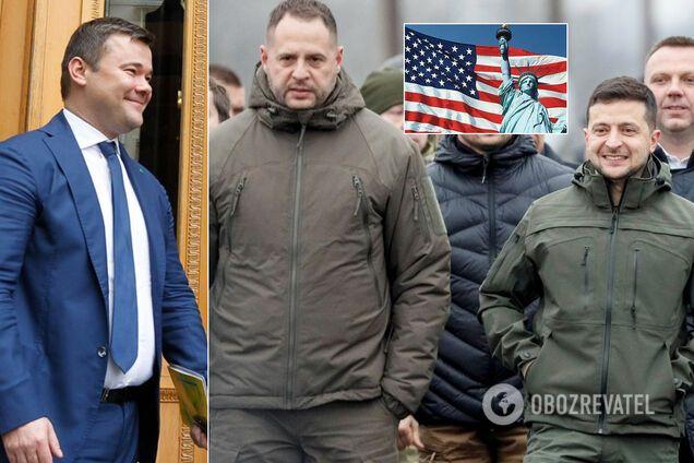 Политическое потрясение в Украине задело фигурантов импичмента Трампа
