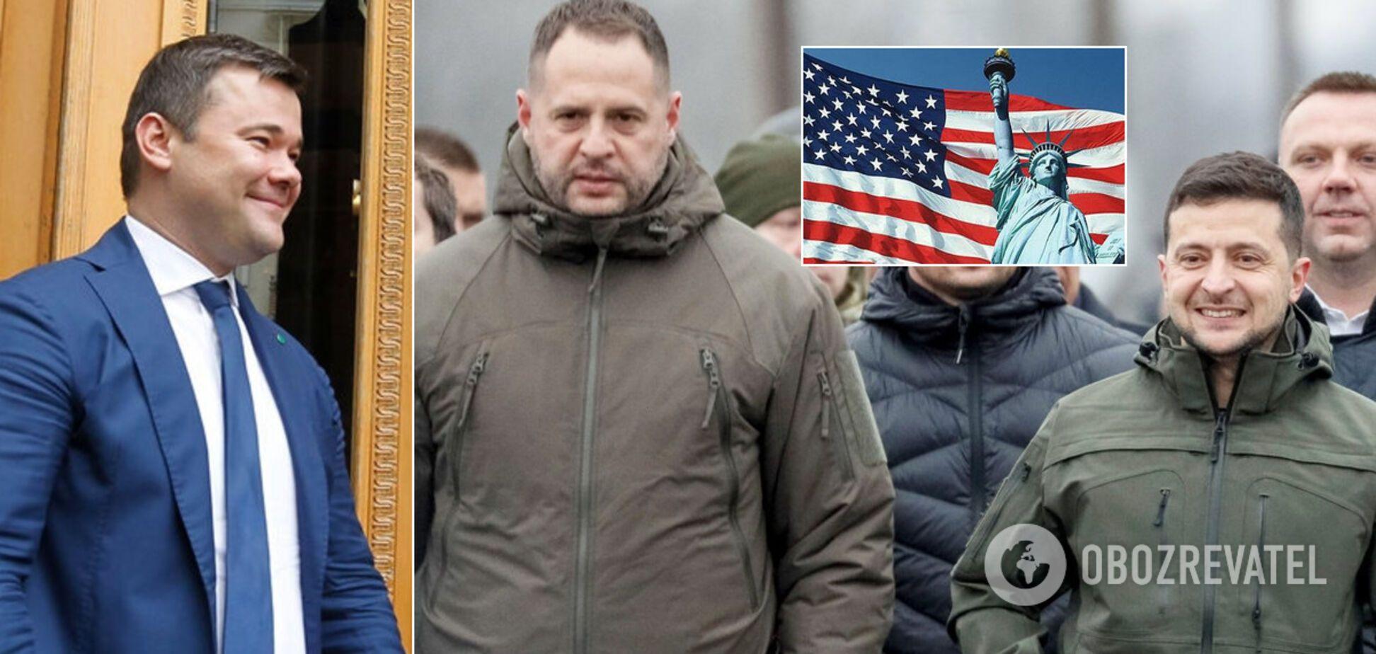 В США всполошились из-за политических перестановок в Украине