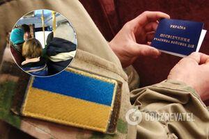 'Иди воюй!' В Мариуполе кондуктор сцепилась с ветераном АТО. Фото