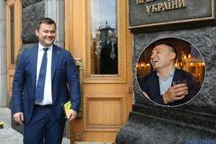 Андрій Богдан і Микола Сольський