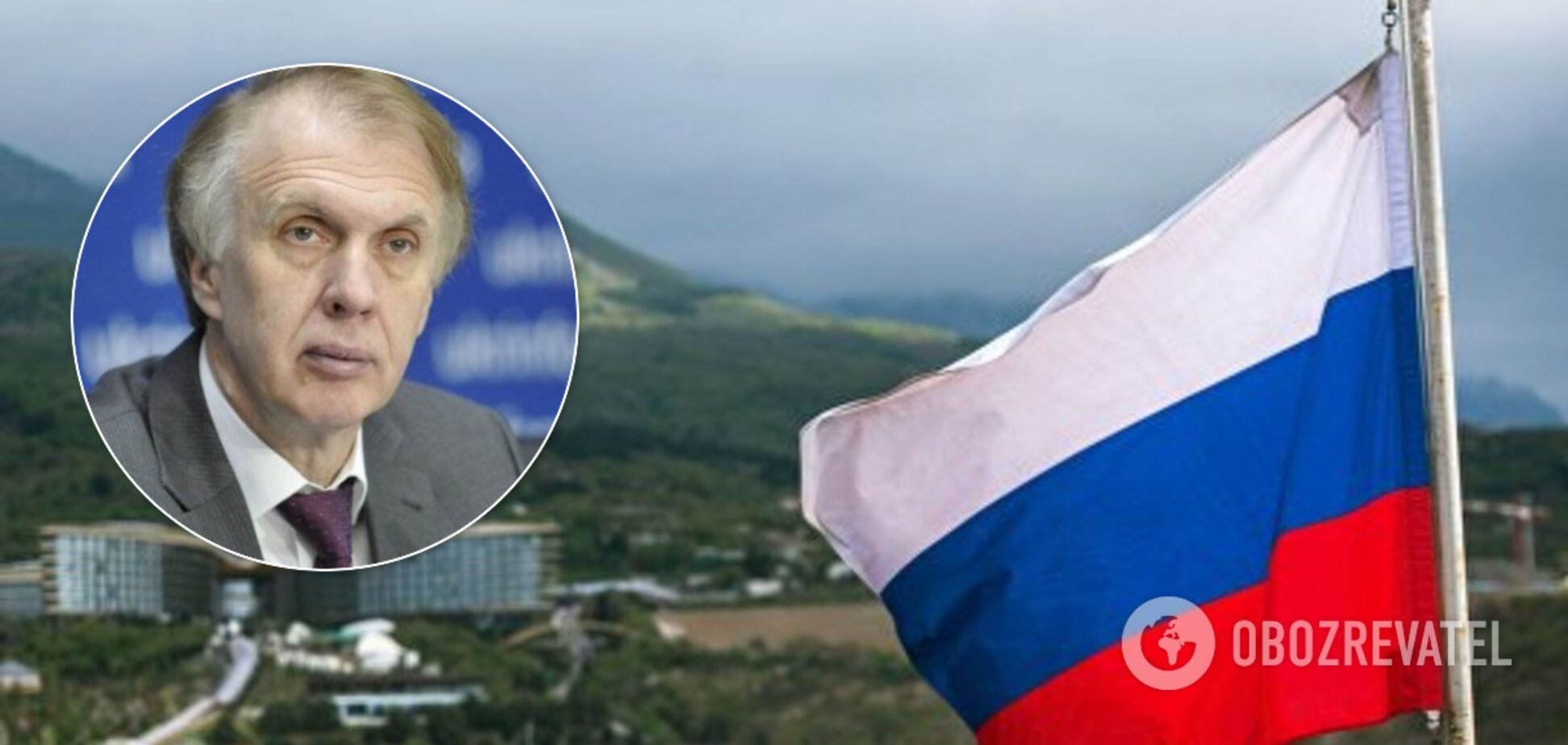 Продаж води Криму: український дипломат раптово підтримав Кремль