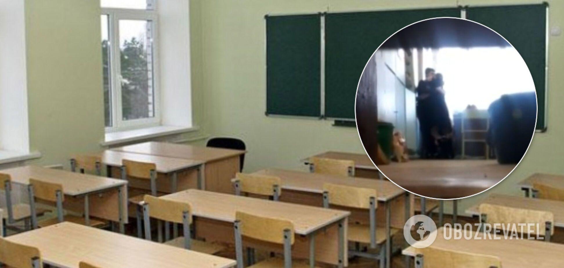 'Отличный педагог!' Секс-скандал с 'учительницей года' получил продолжение