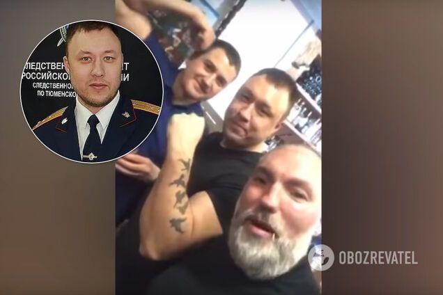 В Тюмени уволили следователя после видео с пьянкой