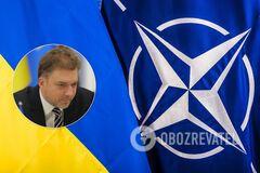 Андрей Загороднюк провел встречи в Штаб-квартире НАТО