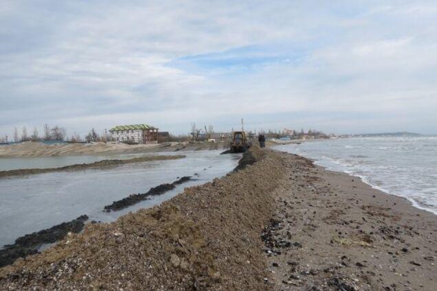 Канал Тілігул-Чорне море