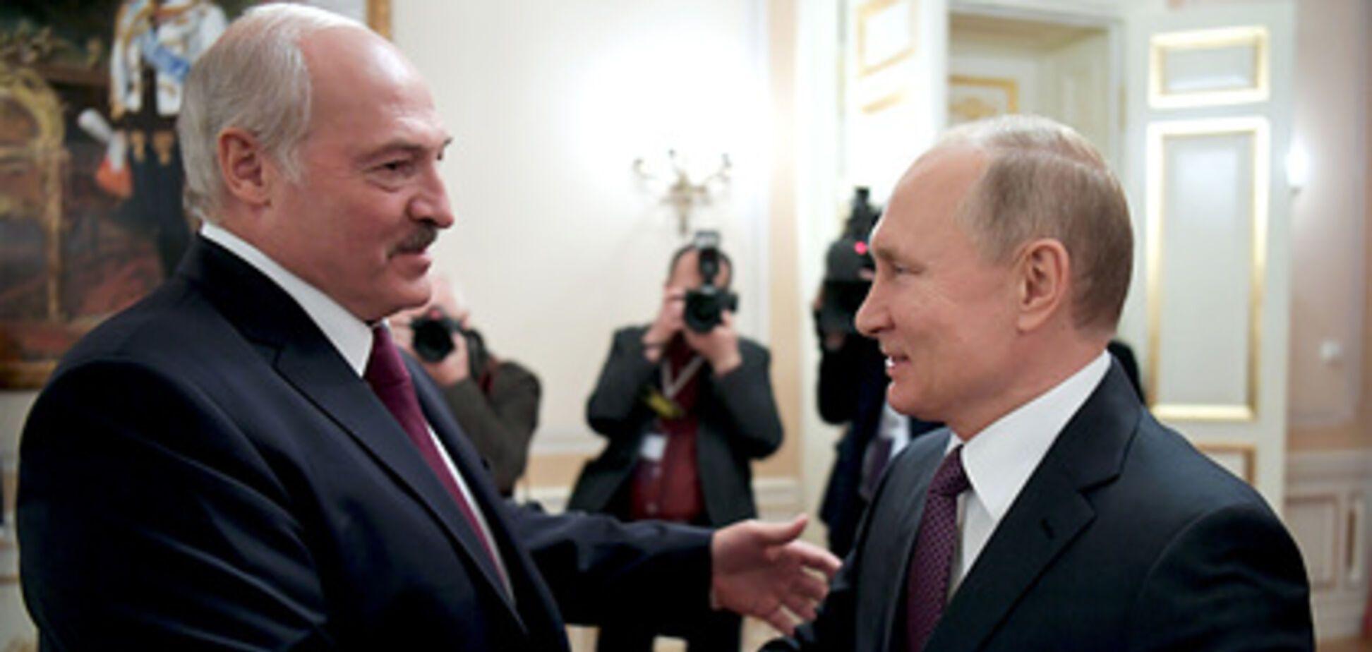 'Видит себя мировым лидером': Путин пытался уговорить Лукашенко создать сверхдержаву