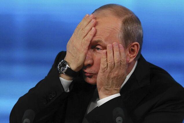 У Кремлі вперше відреагували на стрімке падіння рейтингу Путіна