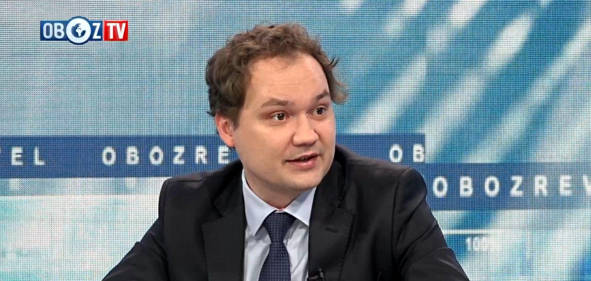 Лутковскую заменили в ТКГ: комментарий военного эксперта