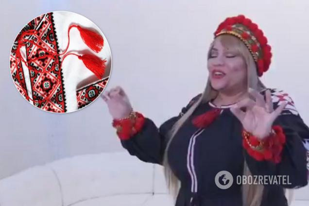 Американська співачка вразила українською піснею
