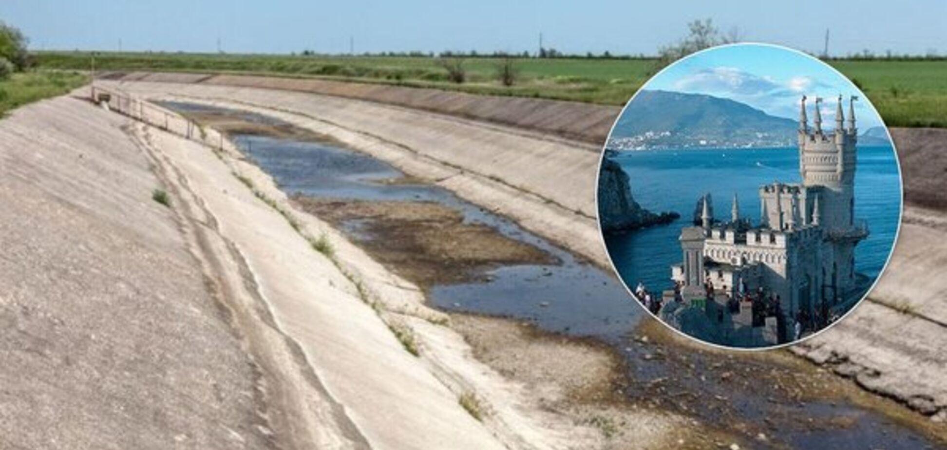 Пристайко категорически ответил о поставках воды в Крым