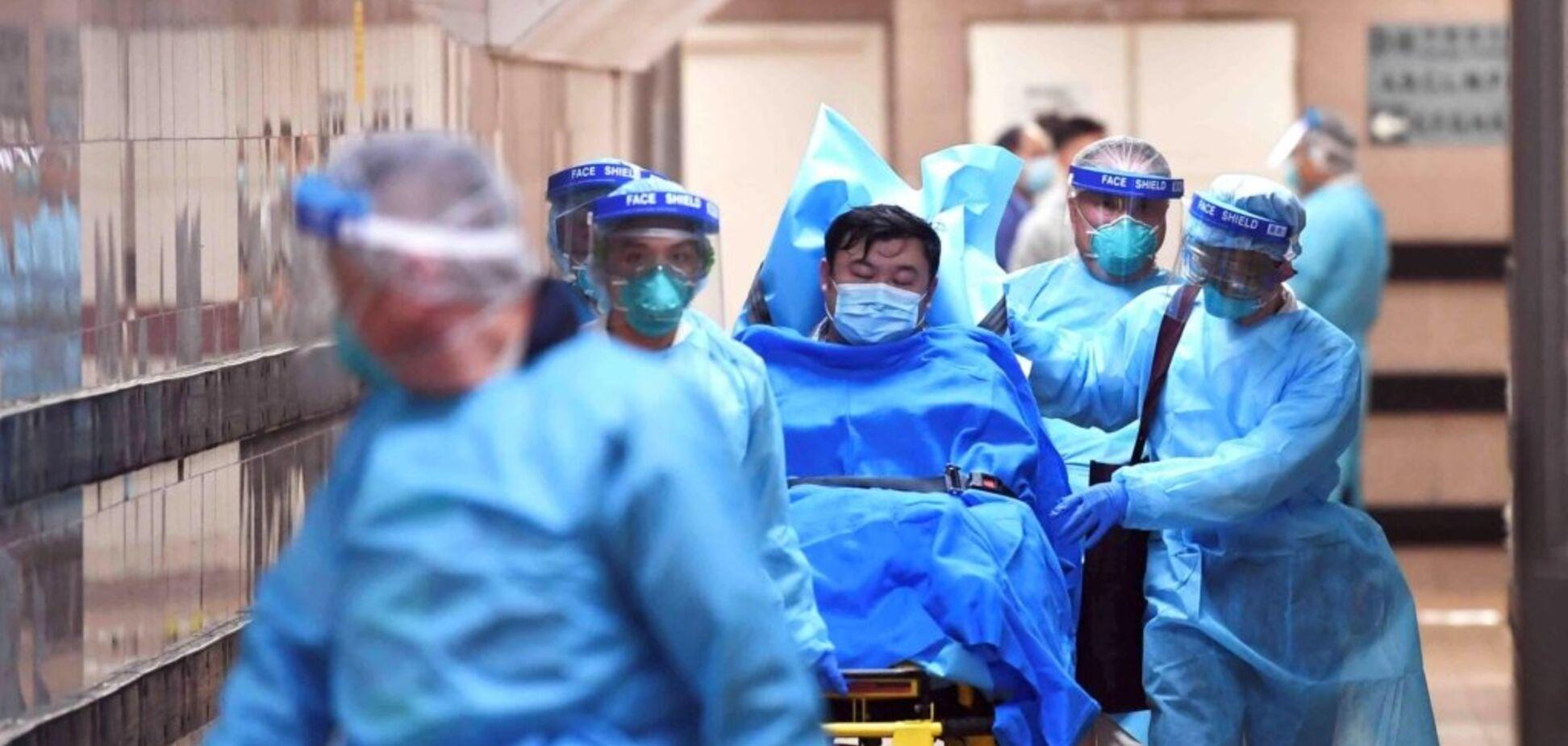 В Ужгороді китаєць 'здався' медикам через коронавірус
