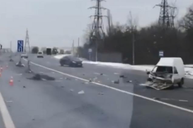 На трасі Київ – Одеса трапилася смертельна ДТП