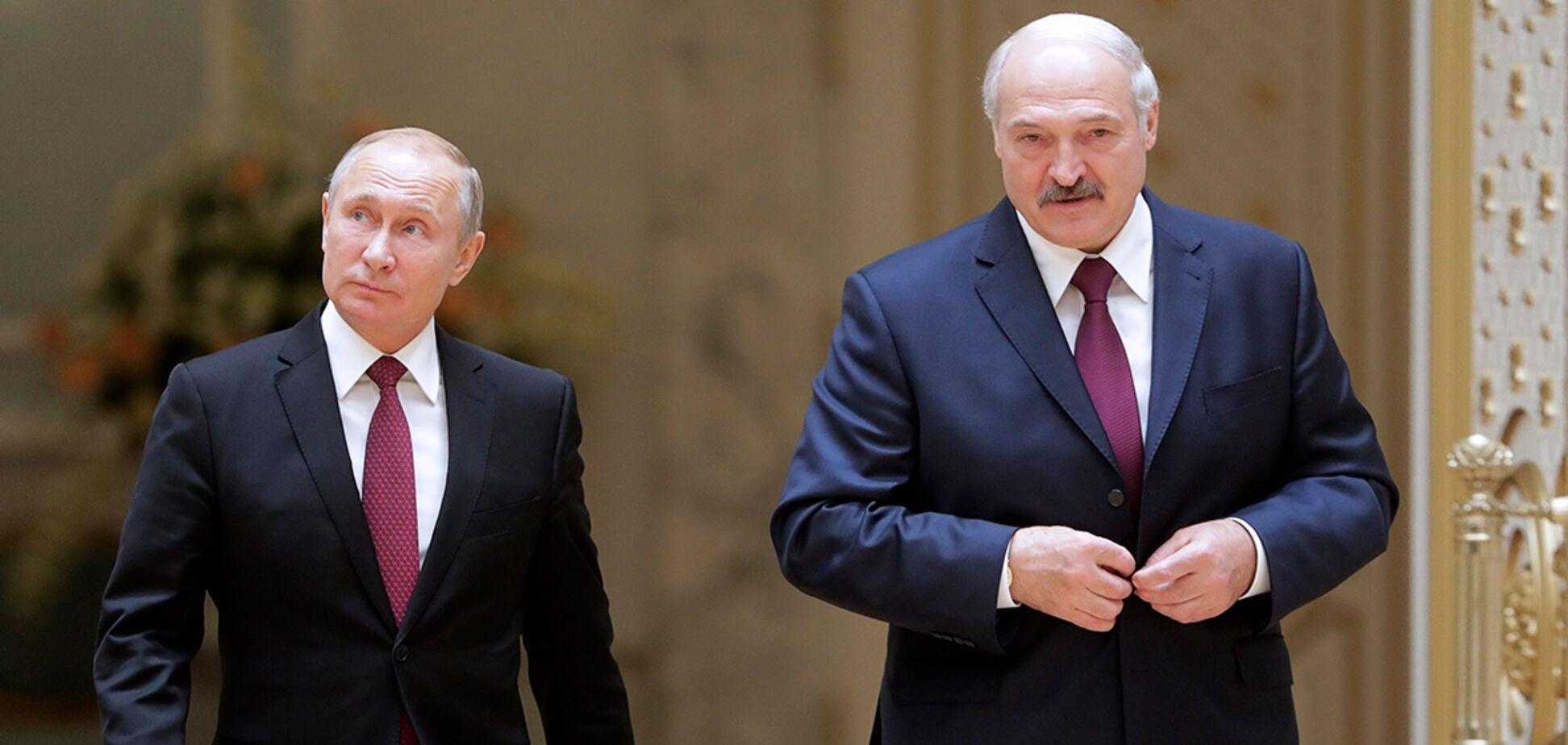 Лукашенко не прогибается, у Путина теперь один вариант