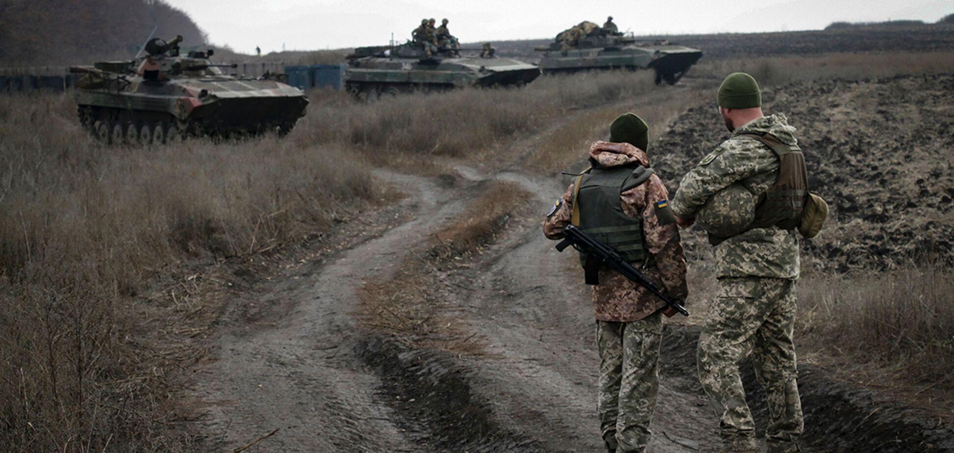На Донбасі затихла стрілянина: 'Л/ДНР' зачаїлися