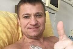 'Ще поборемося!' 'Червень' розповів про лікування раку: свіже фото комбата