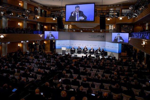 Порошенко візьме участь у безпековій конференції у Мюнхені