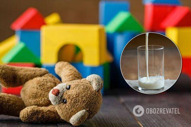 МОЗ зобов'язали розробити харчування в дитсадках для дітей з непереносимістю латкози