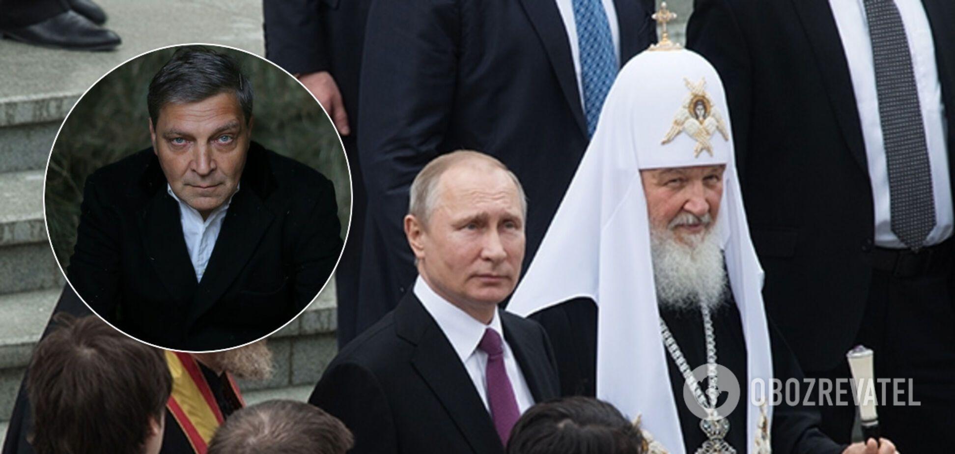 'Якщо вже пішла така п'янка...' Невзоров жорстко потролив Путіна через Бога в конституції