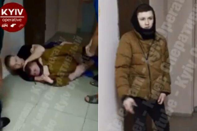 У Києві хлопці вигадали злий жарт зі світлом у будинку