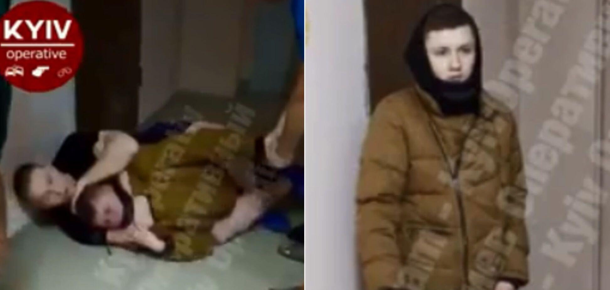 В Киеве парни придумали злую шутку со светом в доме