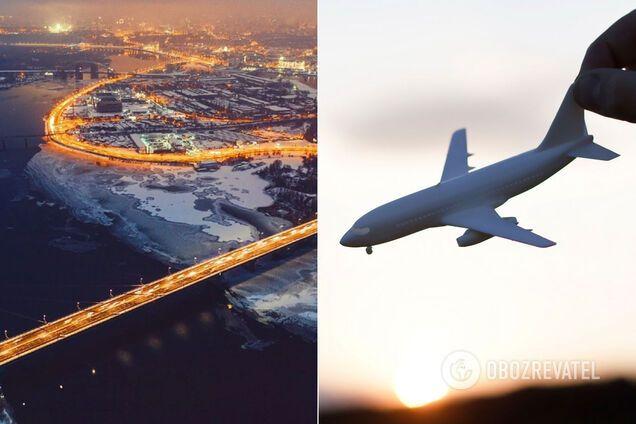 На Київщині побудують міжнародний аеропорт