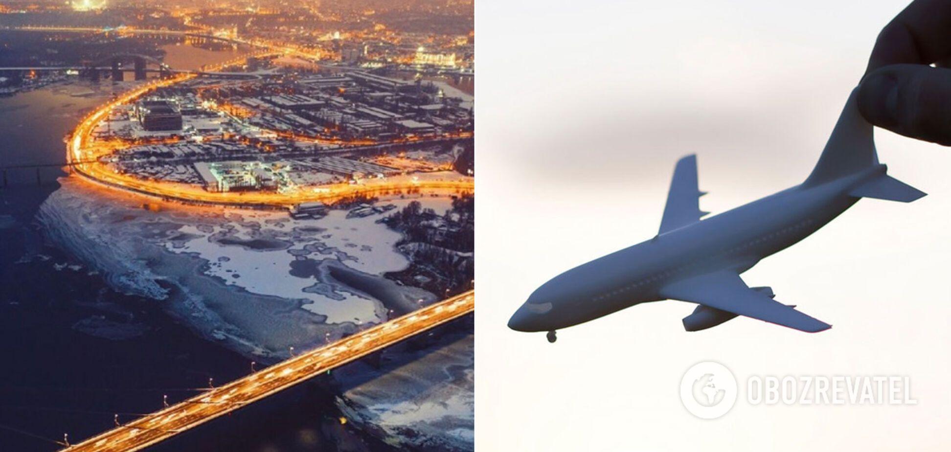 На Киевщине построят международный аэропорт