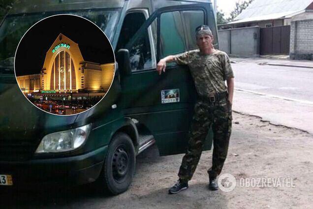 В Киеве трагически погиб ветеран АТО