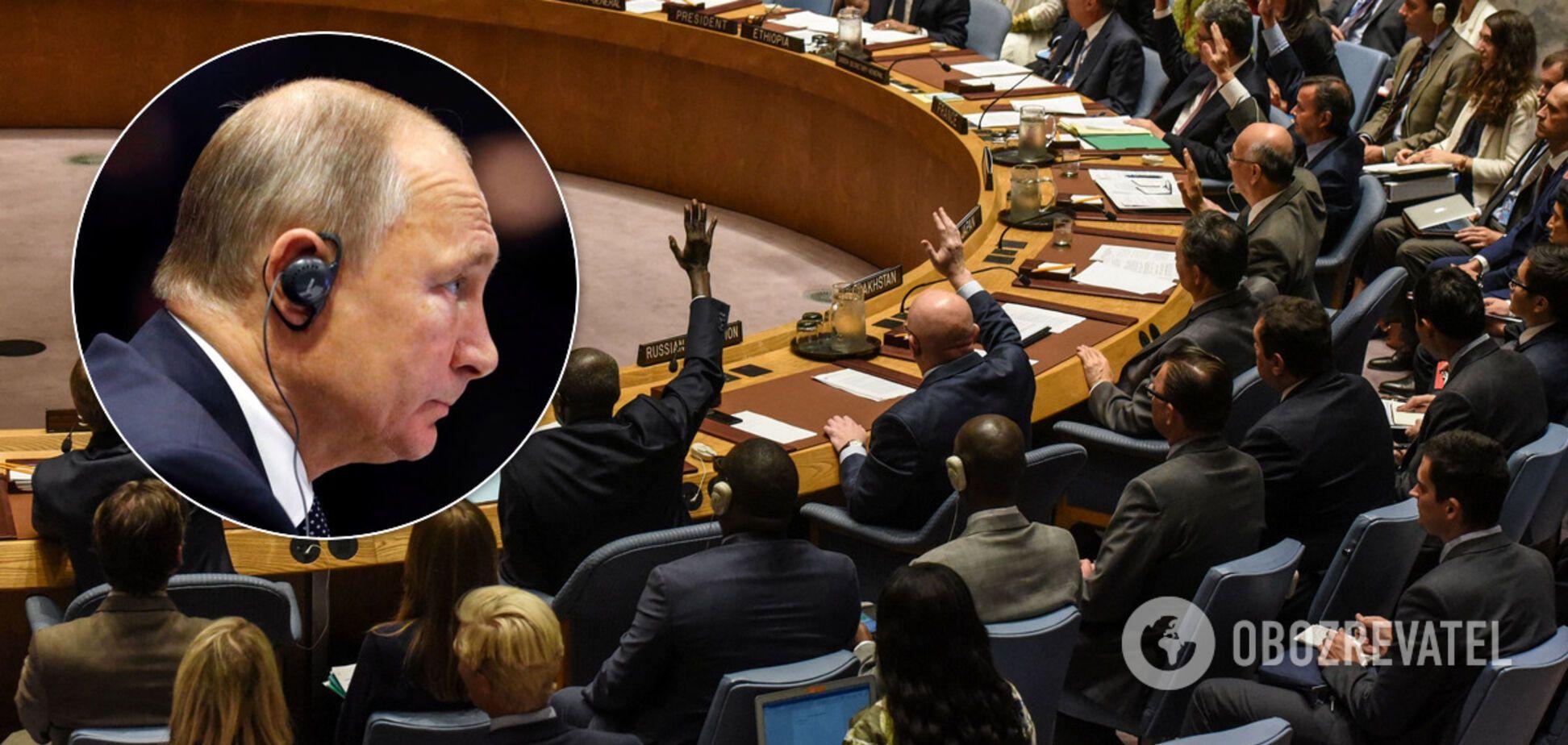 'Путин волнуется и атакует': Волошин назвал цель созыва Совбеза ООН