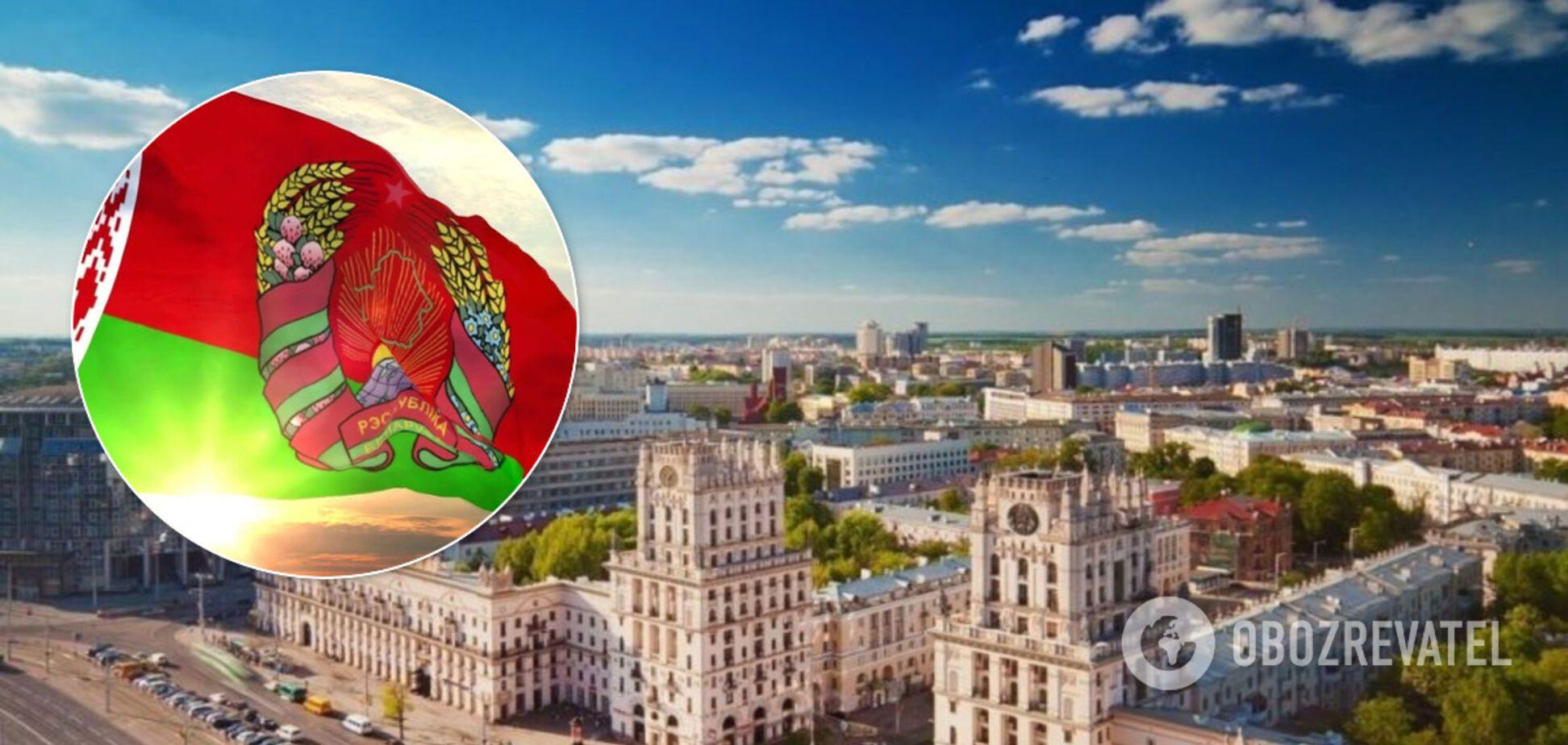 Курс на Европу: в Беларуси задумали убрать Россию с государственного герба