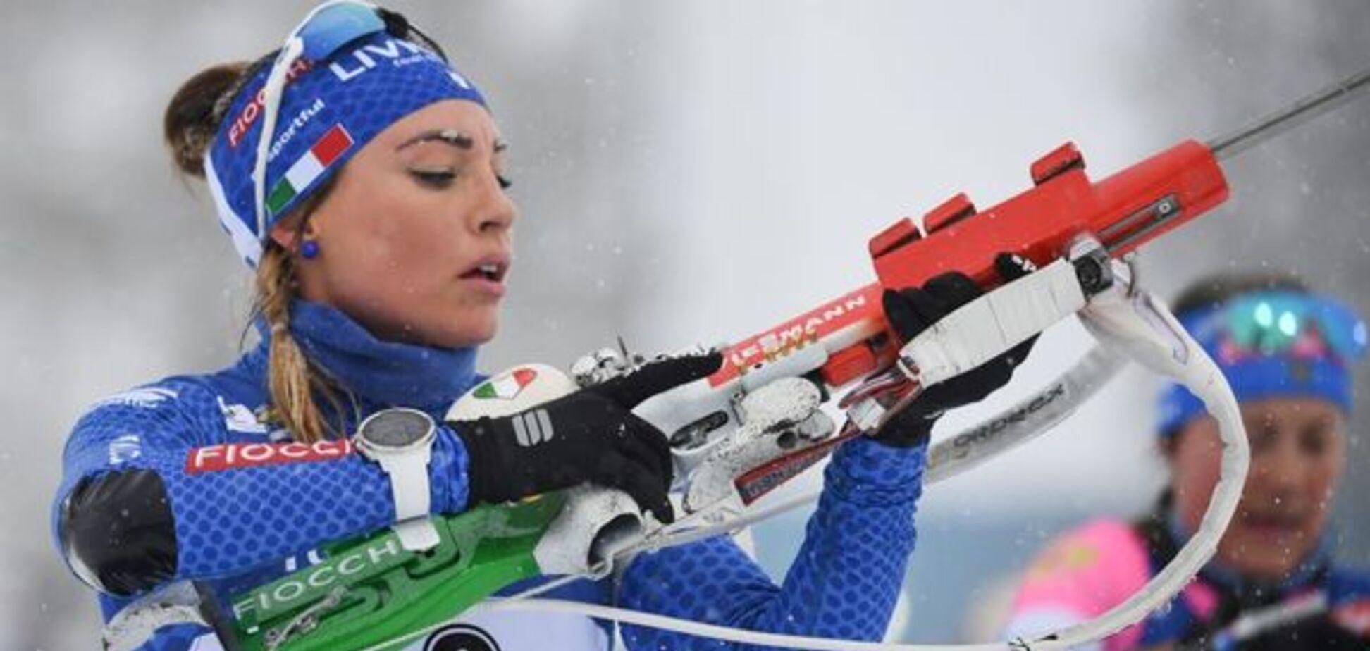 'На всех не хватит': красивейшая биатлонистка мира рассказала о завоевании медали на ЧМ