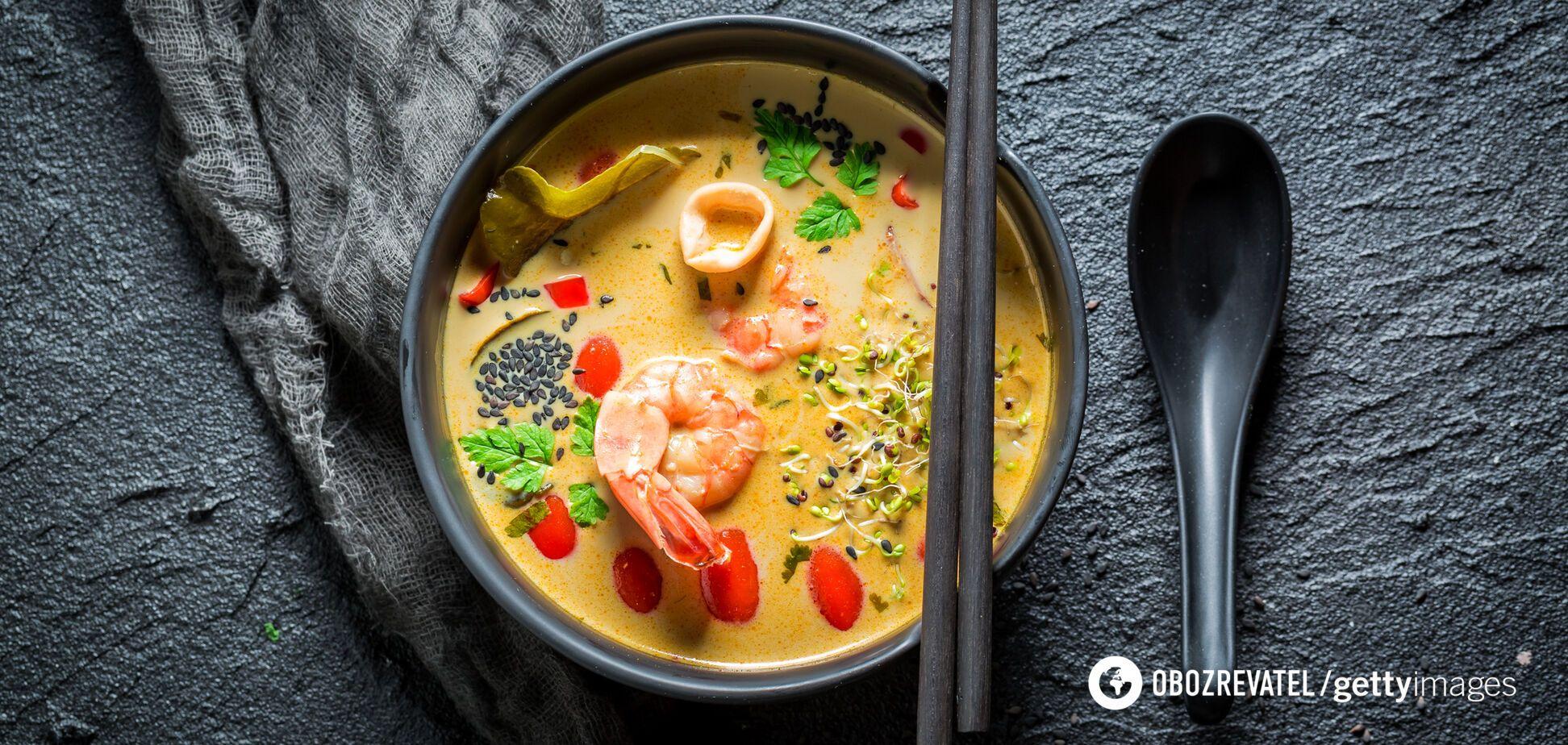 Супы мировой кухни: топ-10 самых полезных