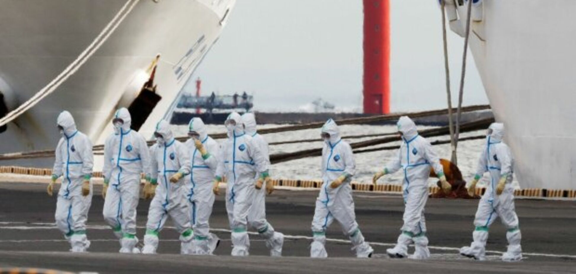 В Одесі панікують через корабель з Китаю