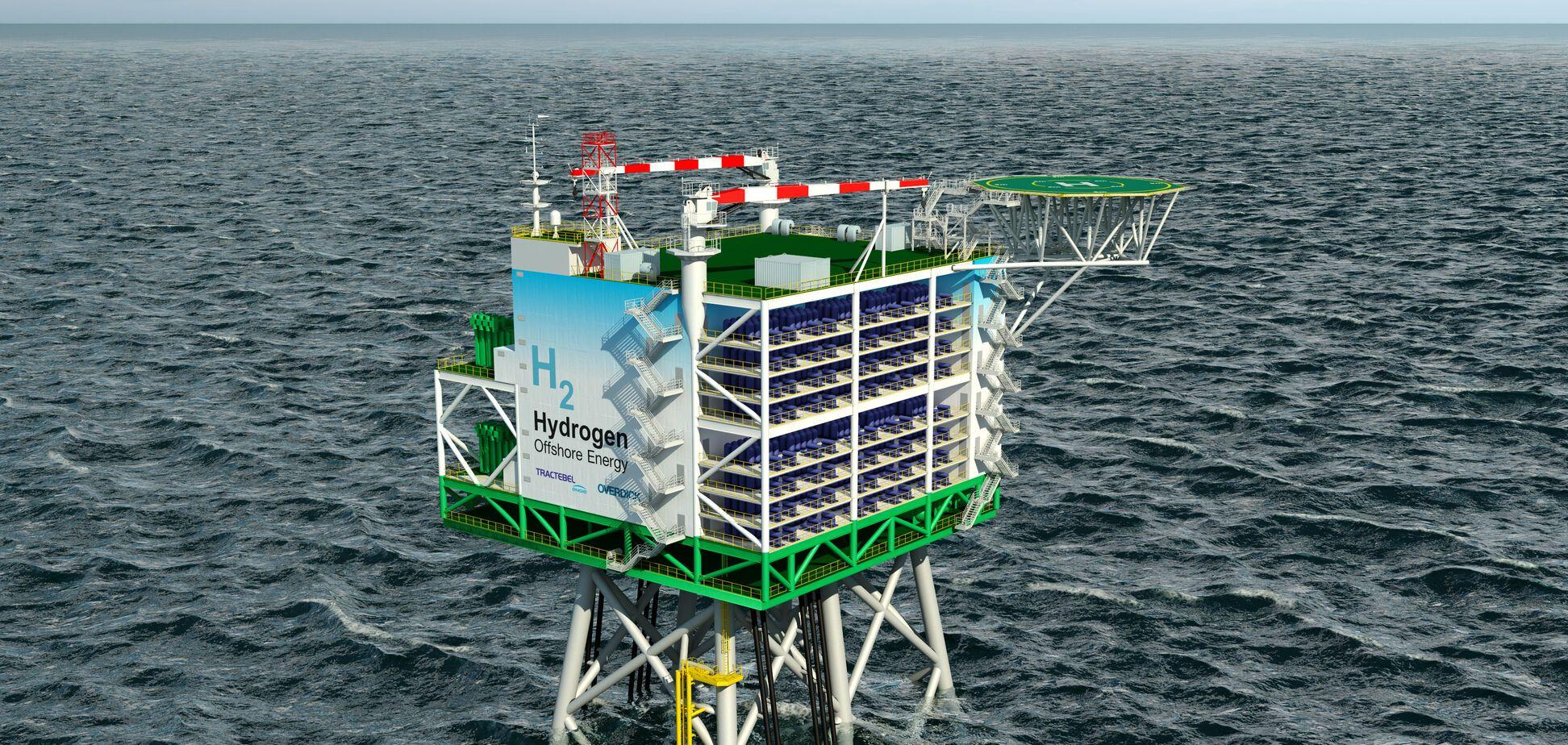 Відмова від нафти й газу: озвучено перспективи переходу України на водень