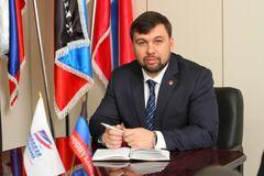Пушилин намерен расширить границы 'ДНР' и влиться в состав России