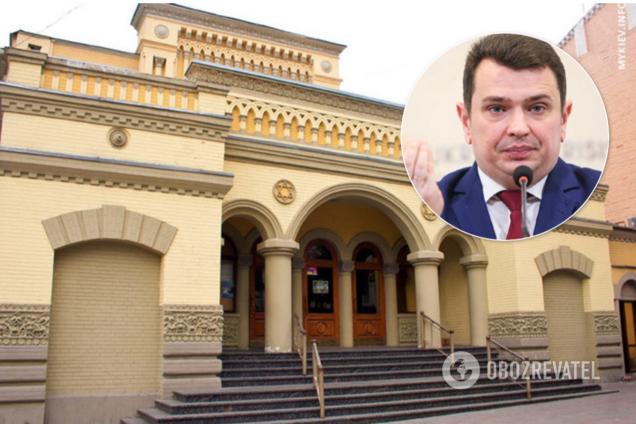 Ситника викрили у брехні про прослушку НАБУ в синагозі