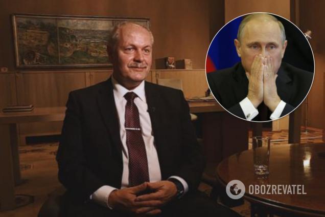 """В Эстонии предрекли конец """"империи зла"""" Путина"""