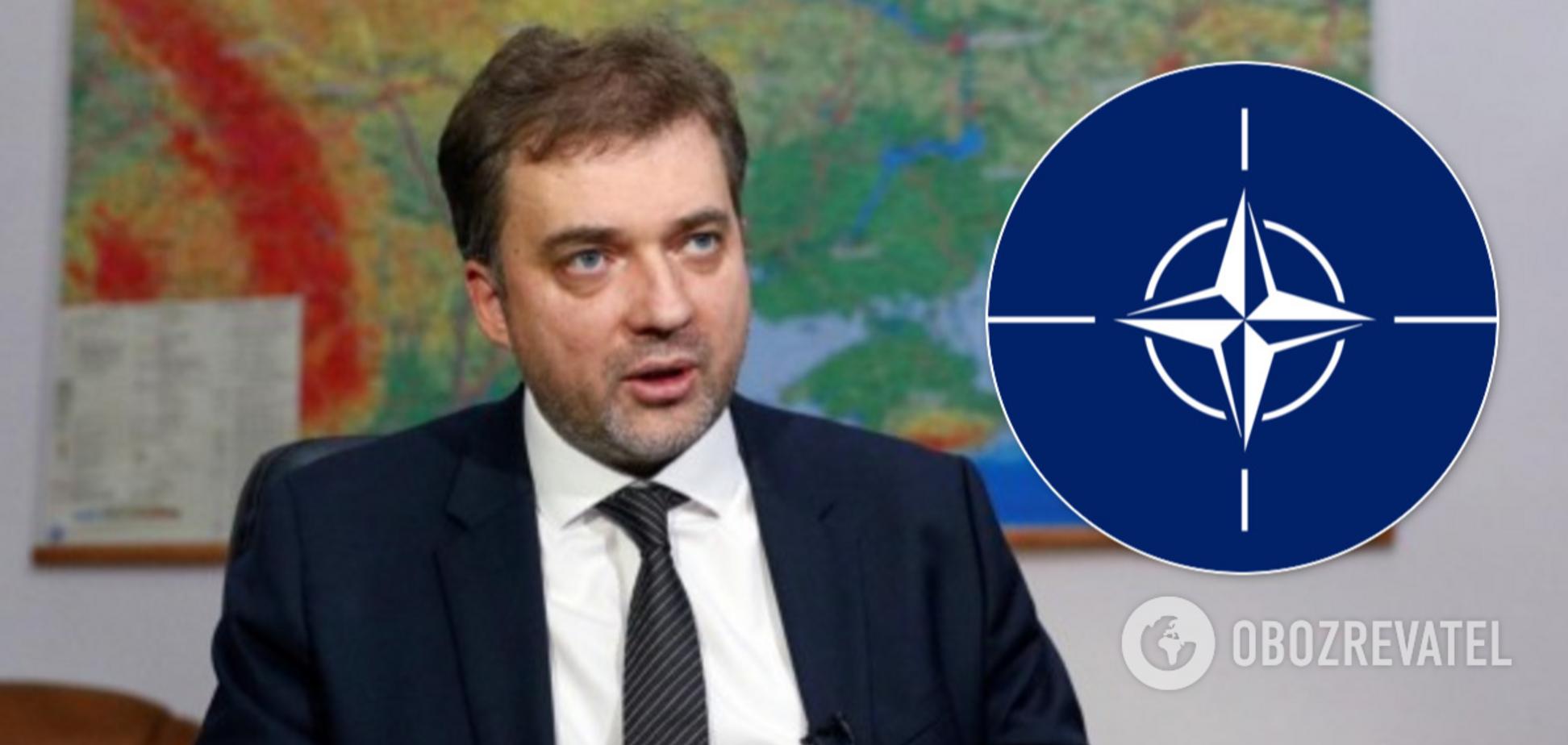 Загороднюк зробив заяву про потужну підтримку в НАТО