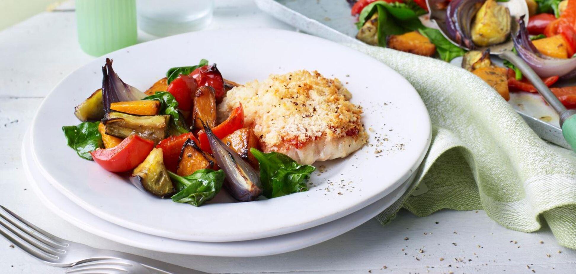 Рецепт казково смачної риби, запеченої у духовці
