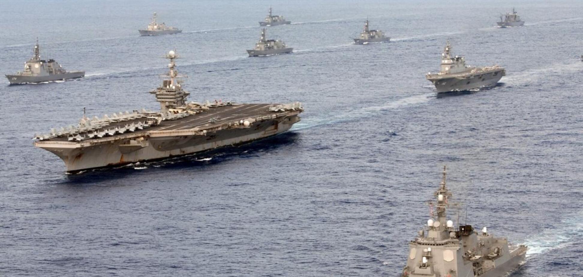 Загроза Росії в Чорному морі