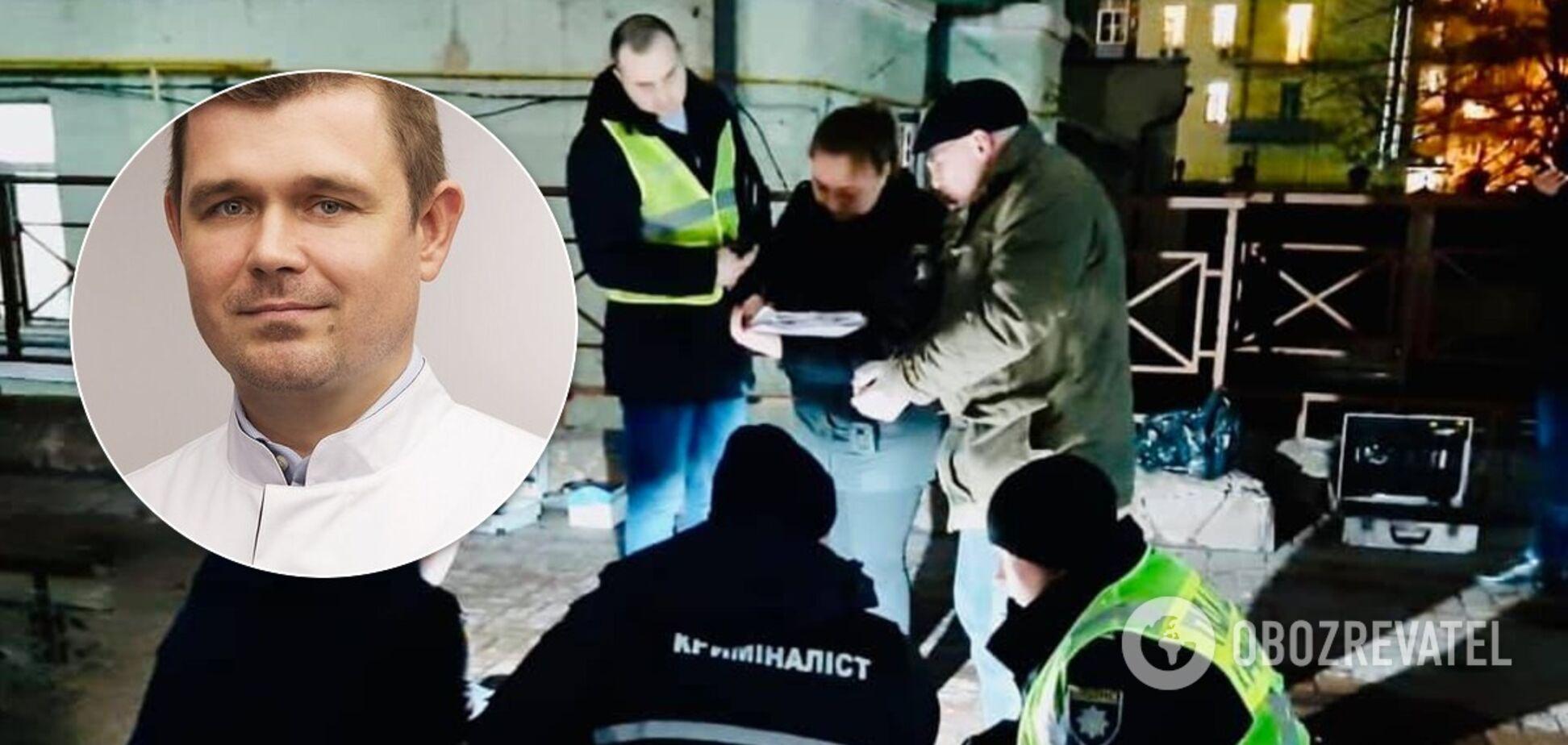 В Одессе поймали подозреваемого в убийстве киевского пластического хирурга