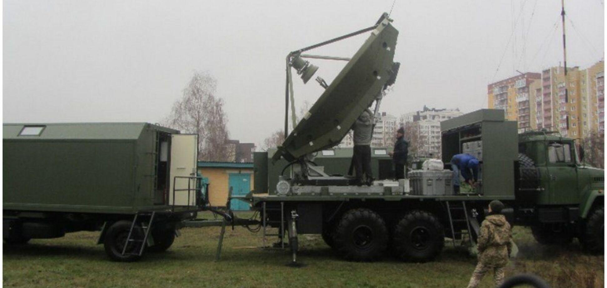 ВСУ нарастили мощь новыми станциями спутниковой связи. Фото